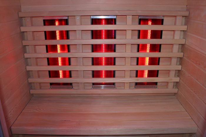 Infrared sauna Nikolenko Clinic Cyprus-2