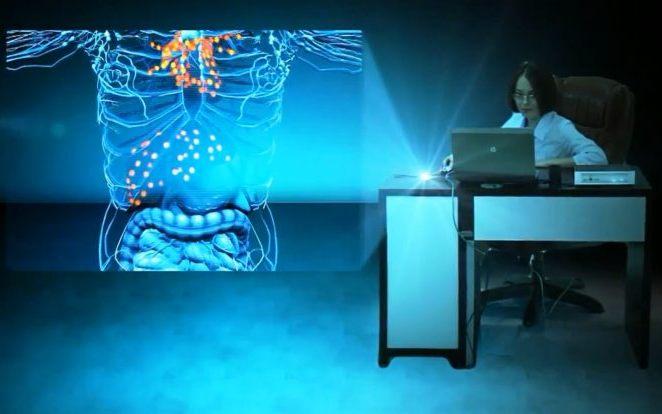 Bioresonance NLS-analysis
